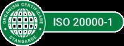Sigla ISO 20000-1